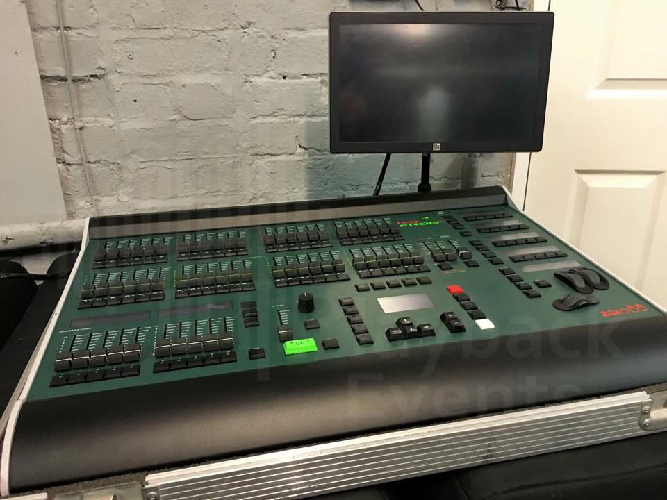 For Sale – Zero88 Leap Frog 48 Lighting Desk & Touch Screen