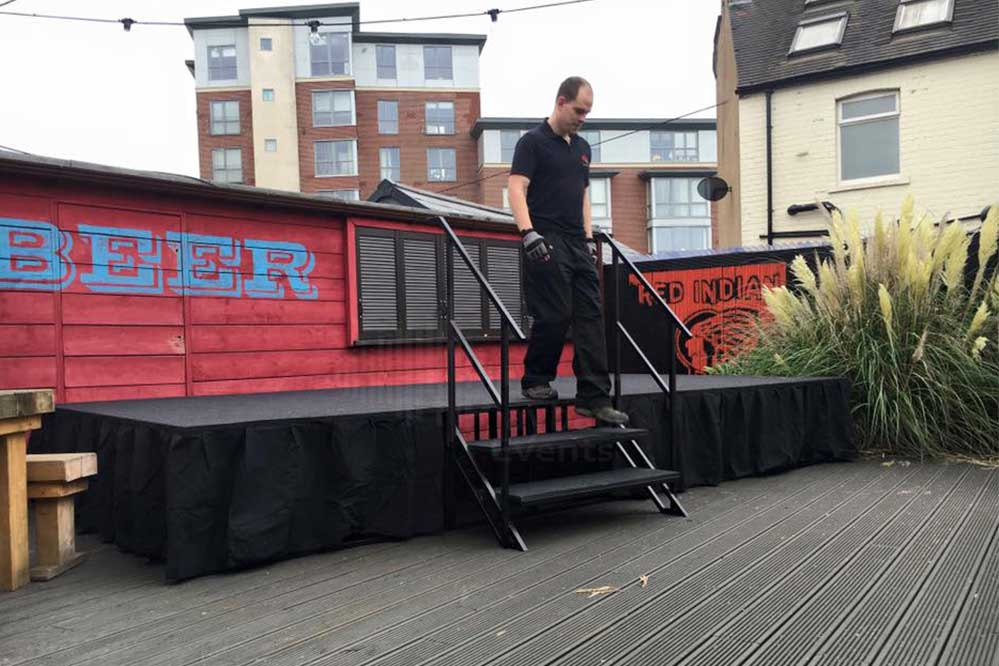 Staging & Marquee Hire